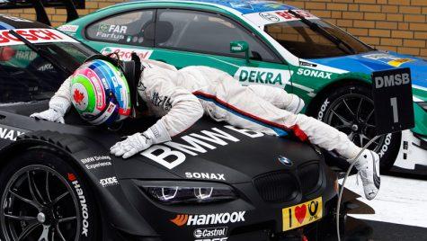 După două decenii victorie pentru BMW în DTM