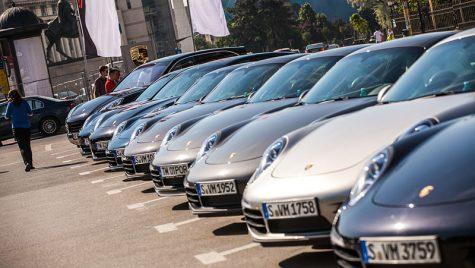 Am participat la Porsche Roadshow ediția 2012!