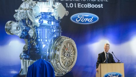 Ford a început producţia de motoare la Craiova