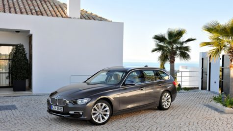 Noul BMW Seria 3 Touring la debut