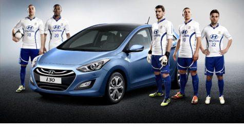 Hyundai asigură autovehiculele pentru UEFA EURO 2012™