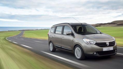 Dacia Lodgy oficial în România!
