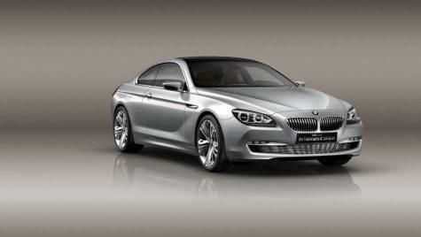 BMW Concept Seria 6 Coupe
