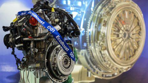 """Ford EcoBoost de 1 litru a câştigat premiul """"Motorul Internaţional al Anului"""""""