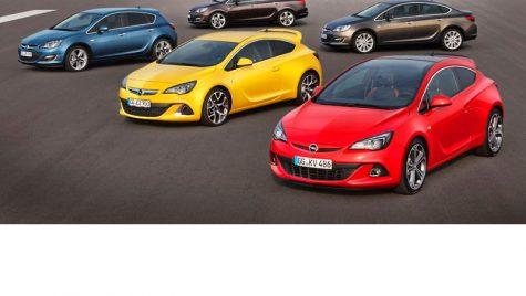 Noutăți pentru întreaga gamă Opel Astra