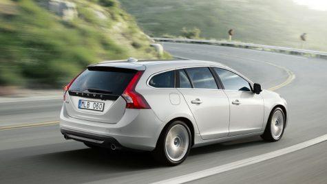 Volvo continuă tradiția break: noul V60 sports wagon