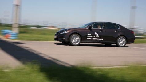 Noua gamă GS de la Lexus a venit în România