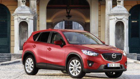 Mazda CX-5 se anunță un succes comercial pentru japonezi