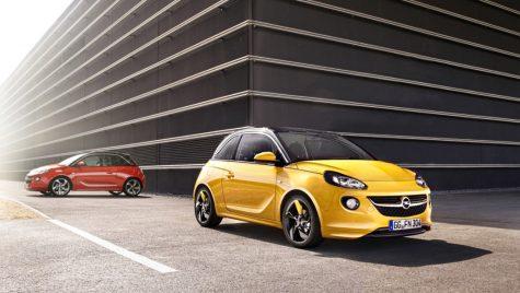 Opel se reinventează prin Adam