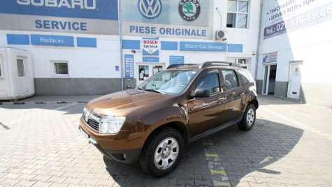 Proba second-hand: Dacia Duster la 100.000 km