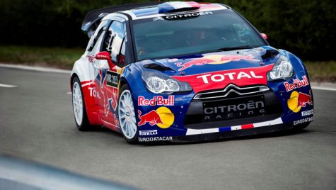 CITROËN DS3 WRC – un nou campion?