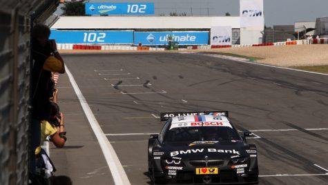 A doua victorie BMW în DTM