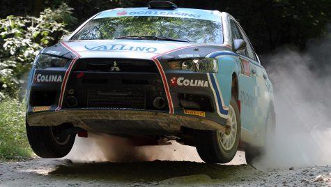 Victorie muncită pentru BCR Leasing Rally Team