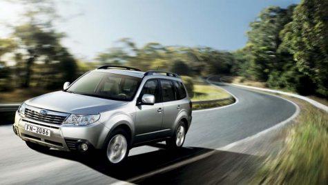Ofertă specială pentru Subaru Forester