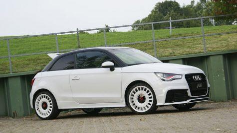 Pentru ABT, 256 CP pe un Audi A1 este prea puțin