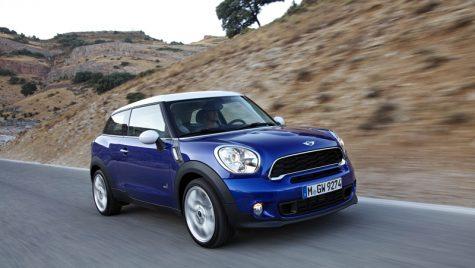 Noutăţile MINI la Salonul Auto de la Paris 2012