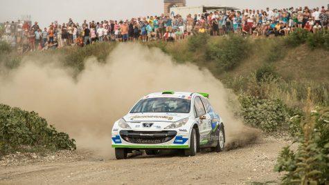Rally show-ul sezonului 2012 din CNRD se mută pe Șanta