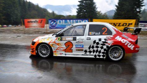 Paul Andronic este cel mai câștigat după etapele de la Râșnov ale CNVC Dunlop 2012