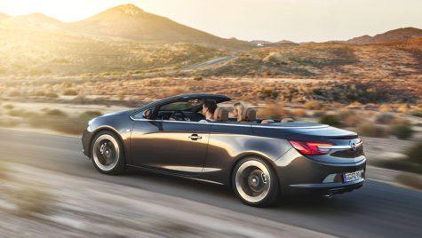 Pe final de sezon nemții își dezvăluie cea mai nouă decapotabilă: Opel Cascada