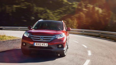 Noul Honda CR-V și-a făcut debutul în România