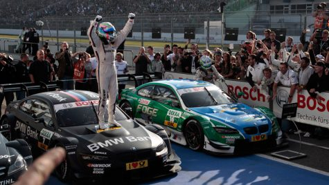 Revenire de vis în DTM pentru BMW: titlul la piloți, echipe și constructori