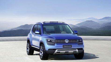 Conceptul Volkswagen Taigun prefigurează viitorul SUV de clasă mică al nemților