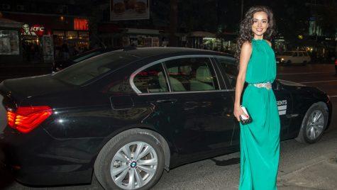 BMW Seria 7, maşina oficială a Festivalului Les Films de Cannes à Bucarest