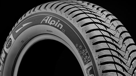 Test de anduranță cu Michelin Alpin A4