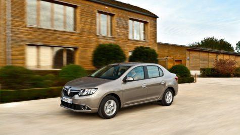 Noul Symbol. Renault Symbol