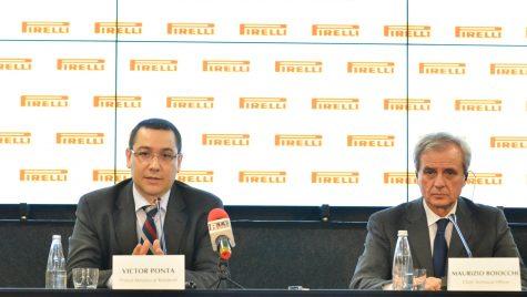Pirelli plănuiește investiții de 105 milioane de euro în România