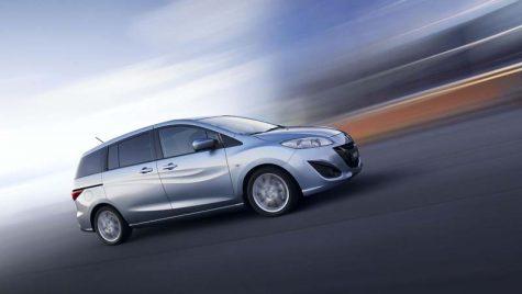 Noua Mazda5 a fost lansată oficial în Europa