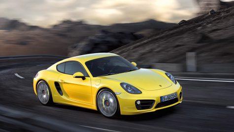 VIDEO: Premieră mondială pentru Porsche Cayman