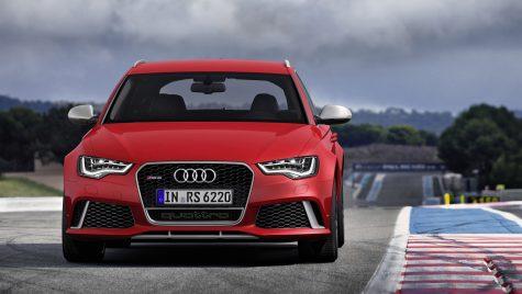 Audi propune taifunul RS6