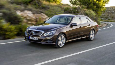 Mercedes-Benz Clasa E – între facelift și o nouă generație