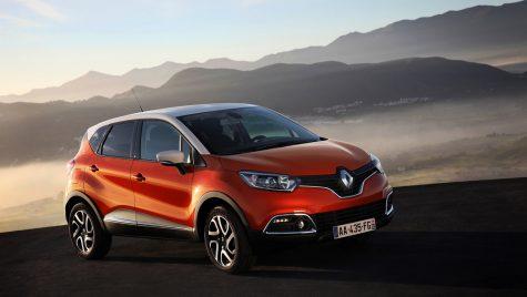 Primul crossover urban Renault: Captur
