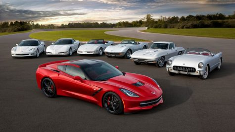 Corvette Stingray 2014 este pregătit pentru Gran Turismo5