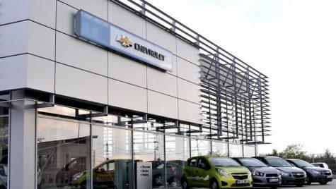 Chevrolet are un nou distribuitor în Baia Mare