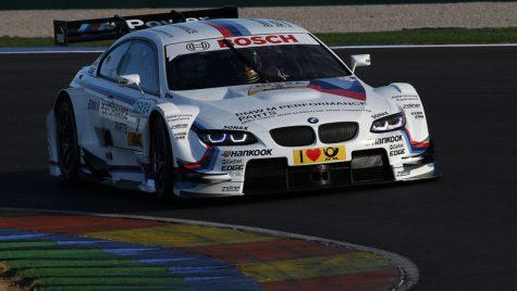 VIDEO: Timo Glock completează grila BMW în DTM