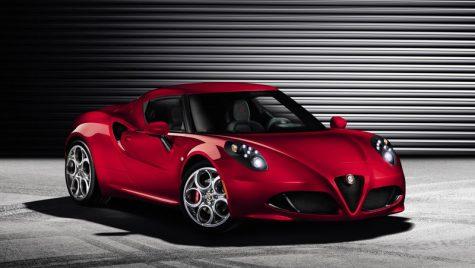 Alfa Romeo 4C își face debutul la Geneva