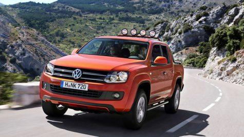 Volkswagen Amarok se pricepe la vânătoare