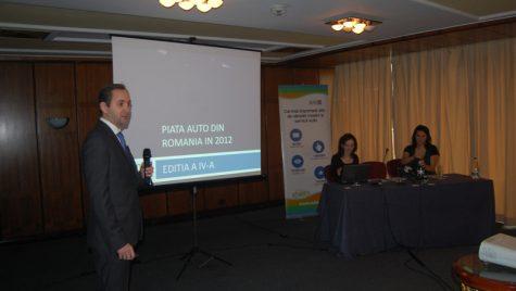 Intenția românilor de a achiziționa autoturisme a scăzut cu 12%