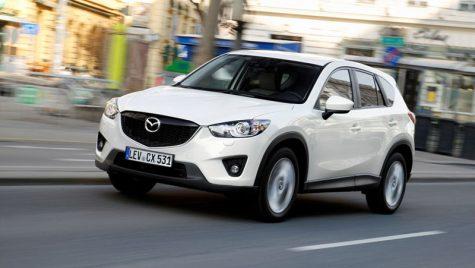 Noutăți pentru Mazda CX-5