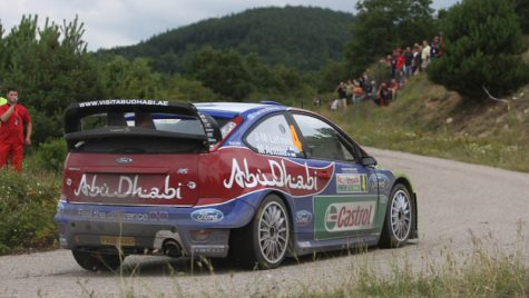Primul raliu de asfalt din sezonul 2010 – Asfalt francez