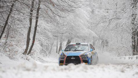 BCR Leasing Rally Team încheie Tess Rally cu rezultate foarte bune
