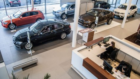 Proleasing Motors deschide un nou showroom BMW/MINI