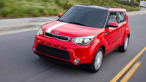 Kia lansează noul Soul la Salonul Auto de la New York