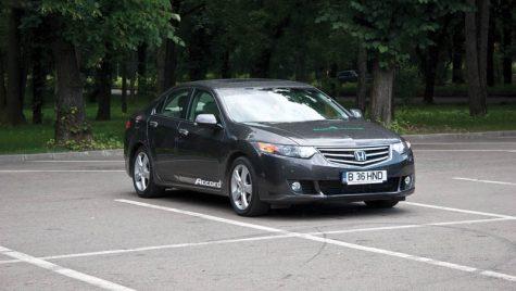 Sumar de siguranță: Honda Accord