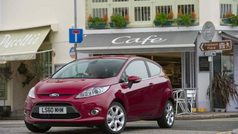 850.000 de Ford Fiesta vândute în Europa