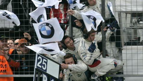 BMW revine în DTM