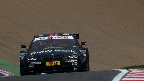 Podium pentru BMW la Brands Hatch, în DTM